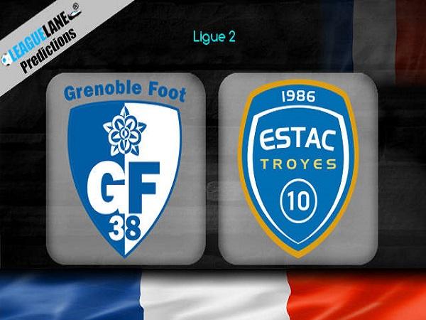 Dự đoán Troyes vs Grenoble, 2h00 ngày 30/03