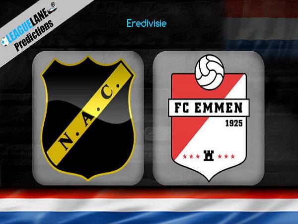 Soi kèo NAC Breda vs Emmen, 1h00 ngày 13/04