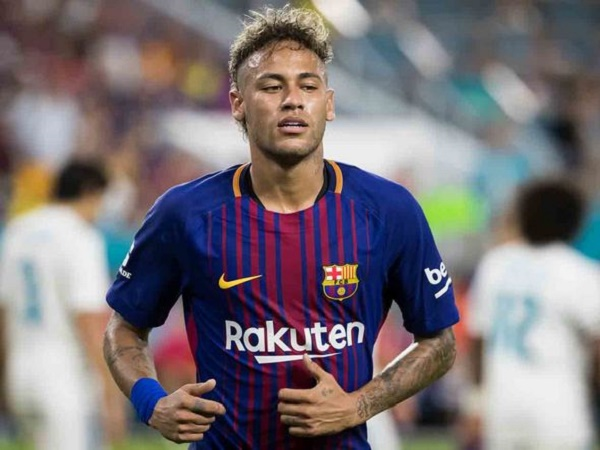 Neymar bị gạch tên khỏi đội hình PSG thi đấu mùa giải mới