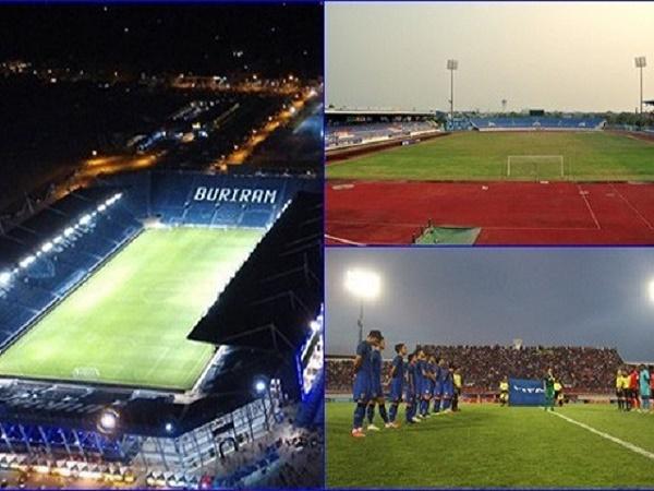Thái Lan đề xuất thay sân vận động đăng cai VCK U23 châu Á