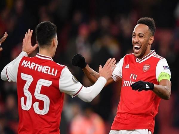 Điểm nhấn Arsenal 1-2 Eintracht Frankfurt