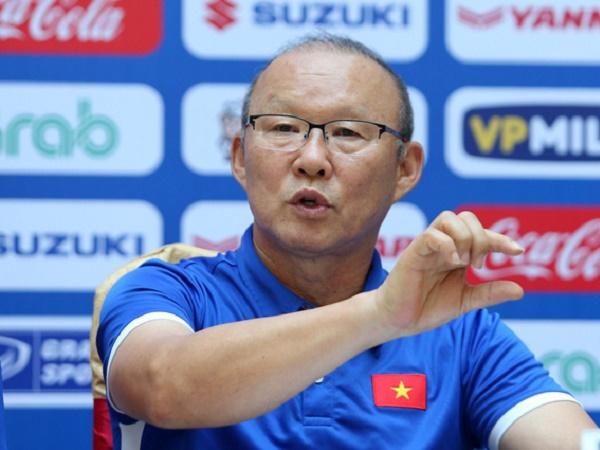 HLV Park Hang Seo chốt ngày về Việt Nam chuẩn bị cho VL World Cup