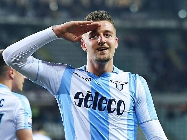 Chuyển nhượng MU 10/4: Tiếp cận tiền vệ của Lazio, Milinkovic-Savic