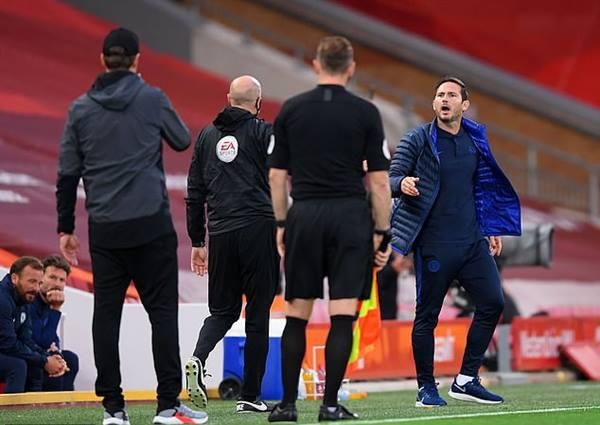 Tin thể thao 25/7: HLV Chelsea hối hận vì chửi bậy khi đấu Liverpool
