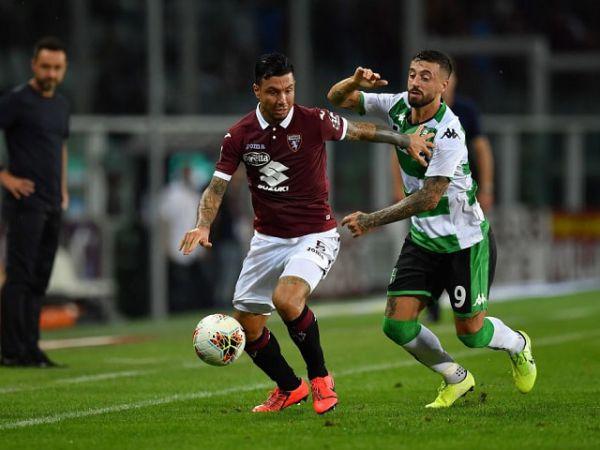 Nhận định, soi kèo Sassuolo vs Torino, 01h45 ngày 24/10 - VĐQG Italia