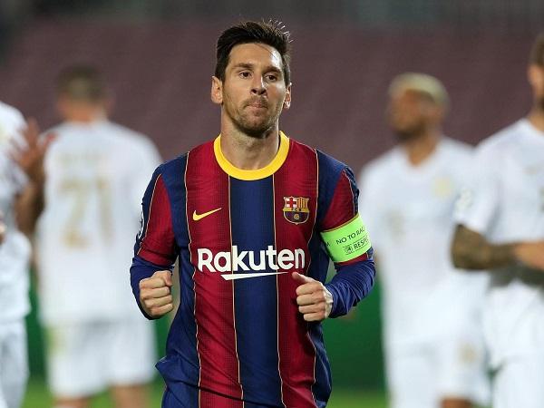 Tin bóng đá chiều 21/10: Messi lập kỷ lục trong ngày Bara đại thắng