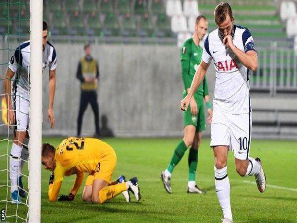 Nhận định tỷ lệ Tottenham vs Ludogorets, 03h00 ngày 27/11 - Cup C2