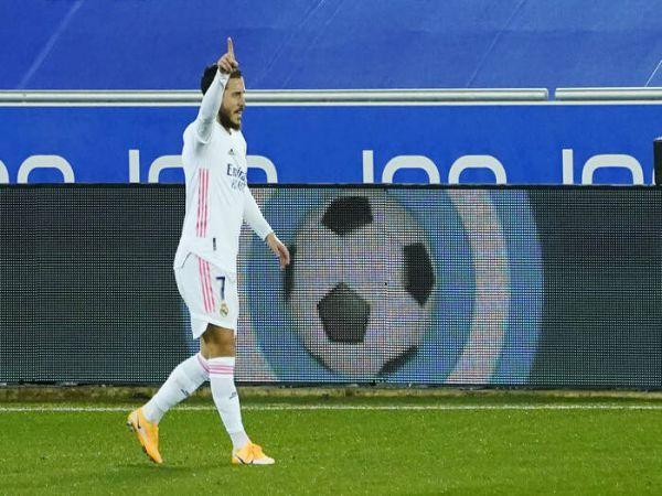 Tin thể thao chiều 24/1: Real Madrid thắng tưng bừng trước Alaves