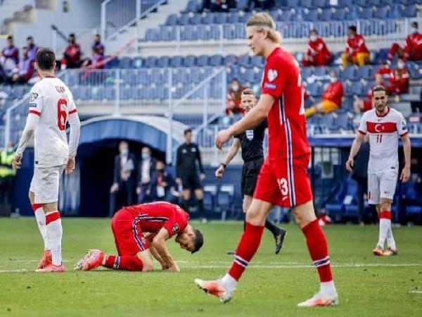 Nhận định trận cầu Na Uy vs Montenegro, 1h45 ngày 31/3