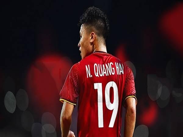 Tiểu sử Quang Hải - Tiền vệ tài năng của bóng đá Việt Nam