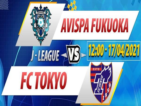 Nhận định bóng đá Avispa Fukuoka vs FC Tokyo, 12h00 ngày 17/4
