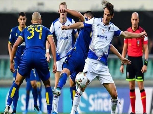 Nhận định bóng đá Sampdoria vs Verona (20h00 ngày 17/4)
