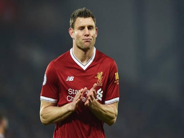 Tiểu sử James Milner - Tiền vệ cánh của đội bóng Liverpool