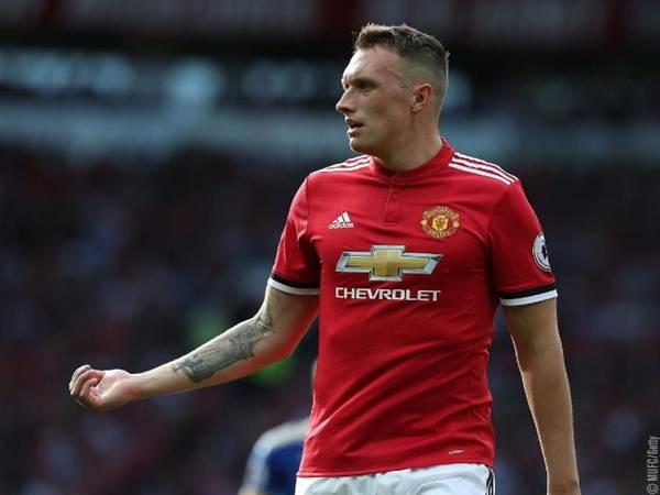 Tiểu sử Phil Jones - Hậu vệ xuất sắc của Manchester United