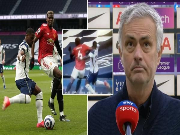 Tin thể thao 12/4: HLV Mourinho đòi thẻ đỏ dành cho Pogba