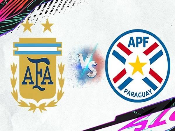 Soi kèo Argentina vs Paraguay – 07h00 22/06/2021, Copa America