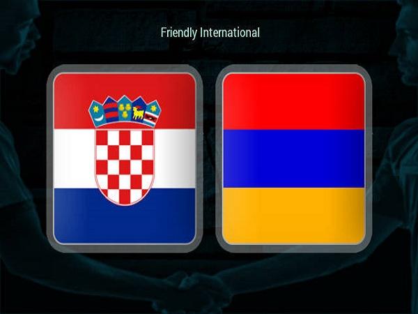 Soi kèo Croatia vs Armenia – 23h00 01/06/2021 – Giao hữu ĐTQG