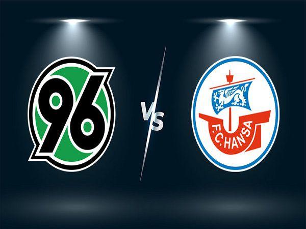 Soi kèo Hannover vs Hansa Rostock – 18h30 31/07, Hạng 2 Đức