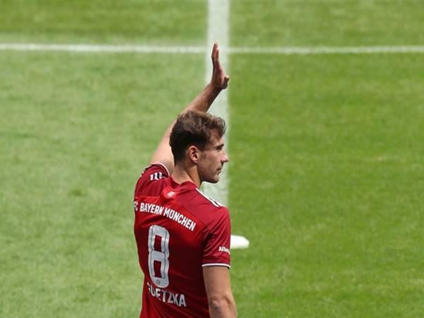 Tin thể thao 12/8: Bayern vui mừng khi nhận cái gật đầu từ Goretzka