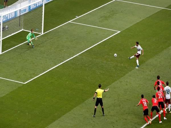 Luật đá phạt Penalty mới nhất 2021 của liên đoàn FIFA