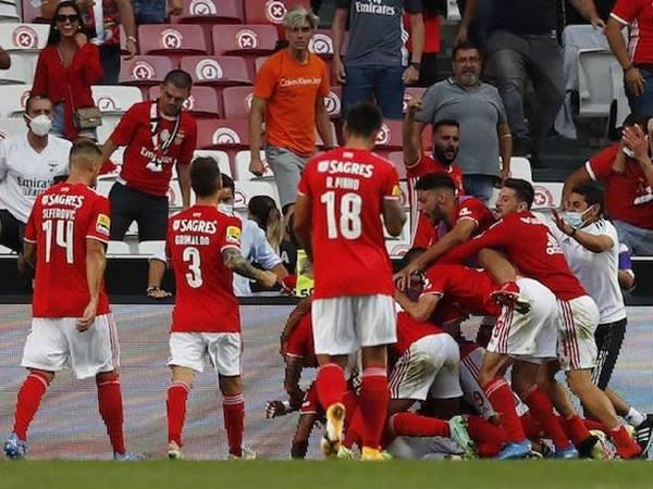 Nhận định bóng đá Vitoria Guimaraes vs Benfica, 0h00 ngày 26/9