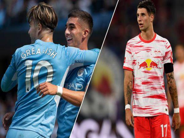 Nhận định, Soi kèo Man City vs Leipzig, 02h00 ngày 16/9 - Cup C1