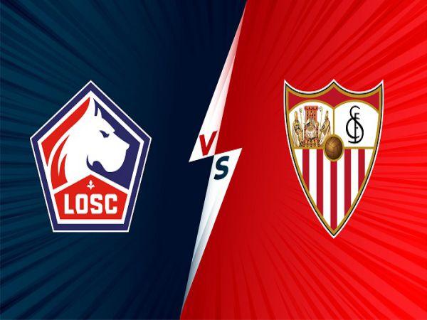 Dự đoán kèo Lille vs Sevilla, 2h00 ngày 21/10 - Cup C1 Châu Âu